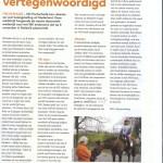 NL ruiters in Fischerhude
