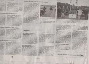 Franse krant CEI** Corlay
